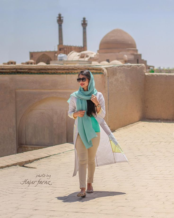 Persian girl , Yazd , Iran