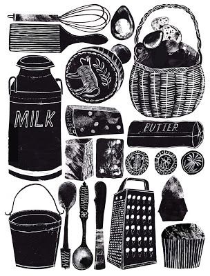 Alice Pattullo: Food