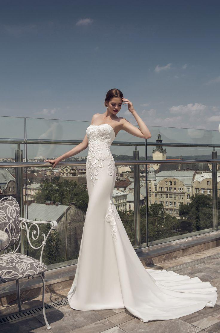 deLux Collection Weddding Dress Maxima Bridal 53.16