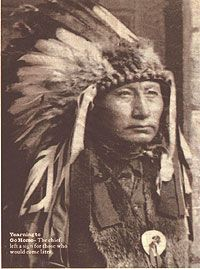 In a strange turn of history, several Native Americans were buried in Brompton Cemetary near London when they died during vists of Buffalo Bill's Wild West Show to England. They include the Lakota Sioux chief Long Wolf, who fought in the battle of the Little Big Horn, and an infant child, Star Ghost Dog, who died at only 17 months when she fell from her mother's arms while on horseback.  Long Wolf's remains were returned to South Dakota in 1997.