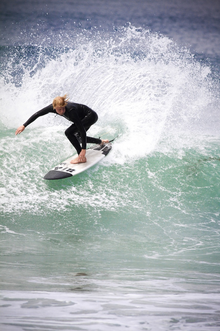 Jack Whitefield. Trestles 2012 : Photo Dave Muir