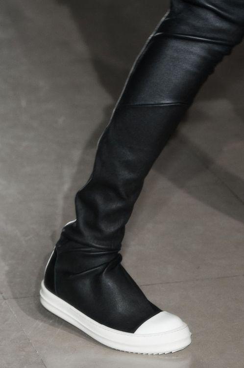 Leather Ankle Boots Fall/winter Rick Owens RAjDpSkU