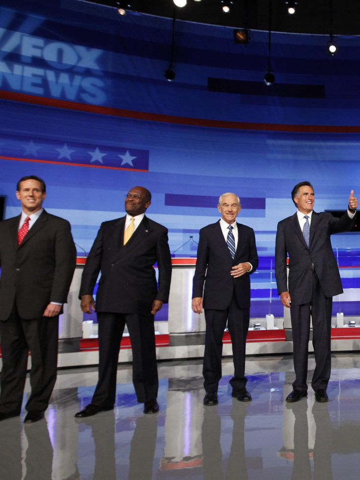 Can The First Republican Primary Debate Change Voters' Minds?