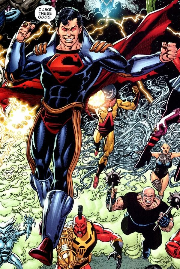 new 52 superboy prime Quotes | comics | Pinterest | Quotes ...