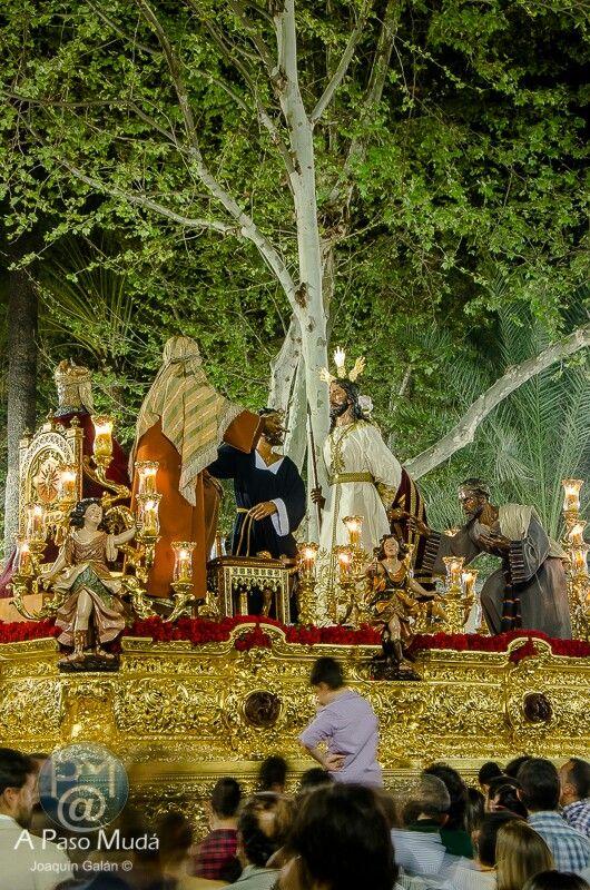 Martes. La Bofetá del Dulce Nombre  Parroquia de San Lorenzo
