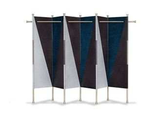 Leather screen MANTICE