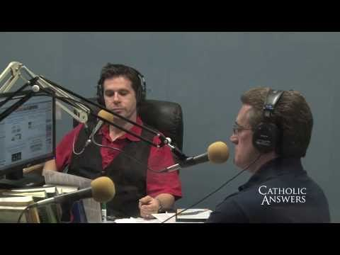 http://www.catholic.com/ Catholic Answers Director of Apologetics, Tim Staples, helps a caller refine his analogy to better explain the Catholic doctrine of ...