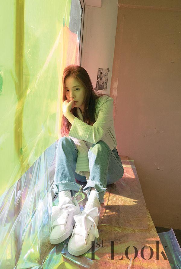 Min Hyo Rin - 1st Look Magazine vol. 130