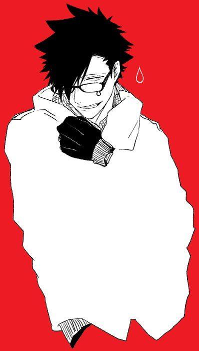 Haikyuu!! art KIZU Natsuki.