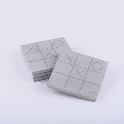 Podkładki+KIK+4+szt.+-+naturalnie+szare // Projekt+B25