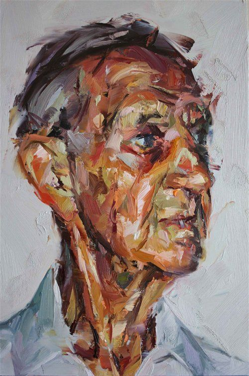 Octogenarian by Paul Wright - this guys brilliant, pure talent