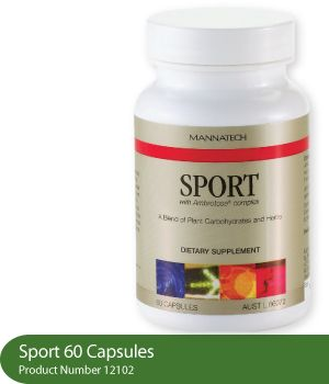 Sport with Ambrotose® | After the Game...this can help support our body's natural recovery processes to keep you healthy and active everyday.
