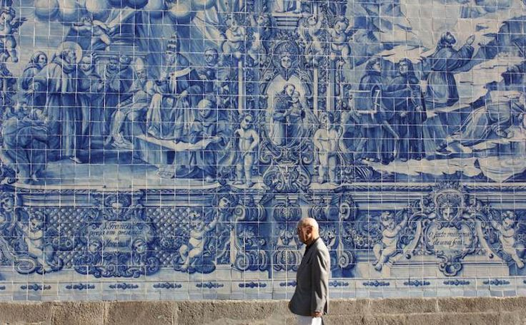850 best art portugal images on pinterest portugal for Edificio de los azulejos