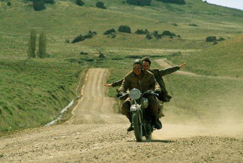 fiche de travail sur Diarios de motocicleta (pdf à compléter pendant visionnage)