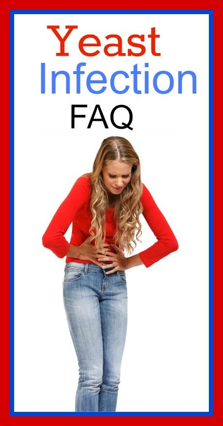 Yeast Infection FAQ - What causes yeast infection in women? Signs of yeast infection. Can men guys get yeast infections?