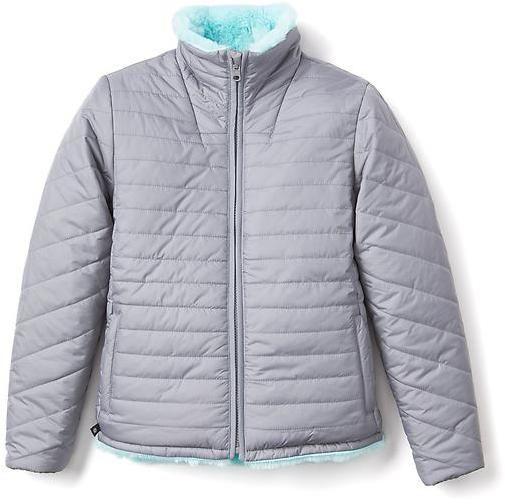 Athleta Girl Reversible Snow Day Jacket
