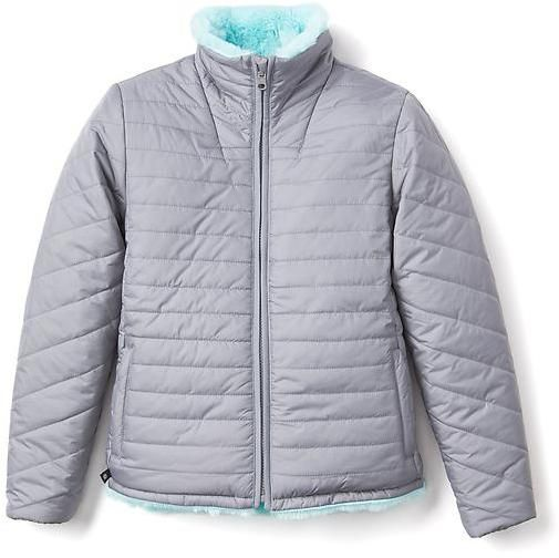 Athleta Girl Reversible Snow Day Jacket