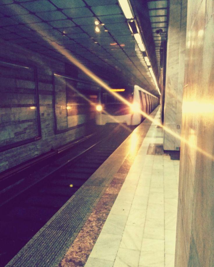 Subway in Bucharest