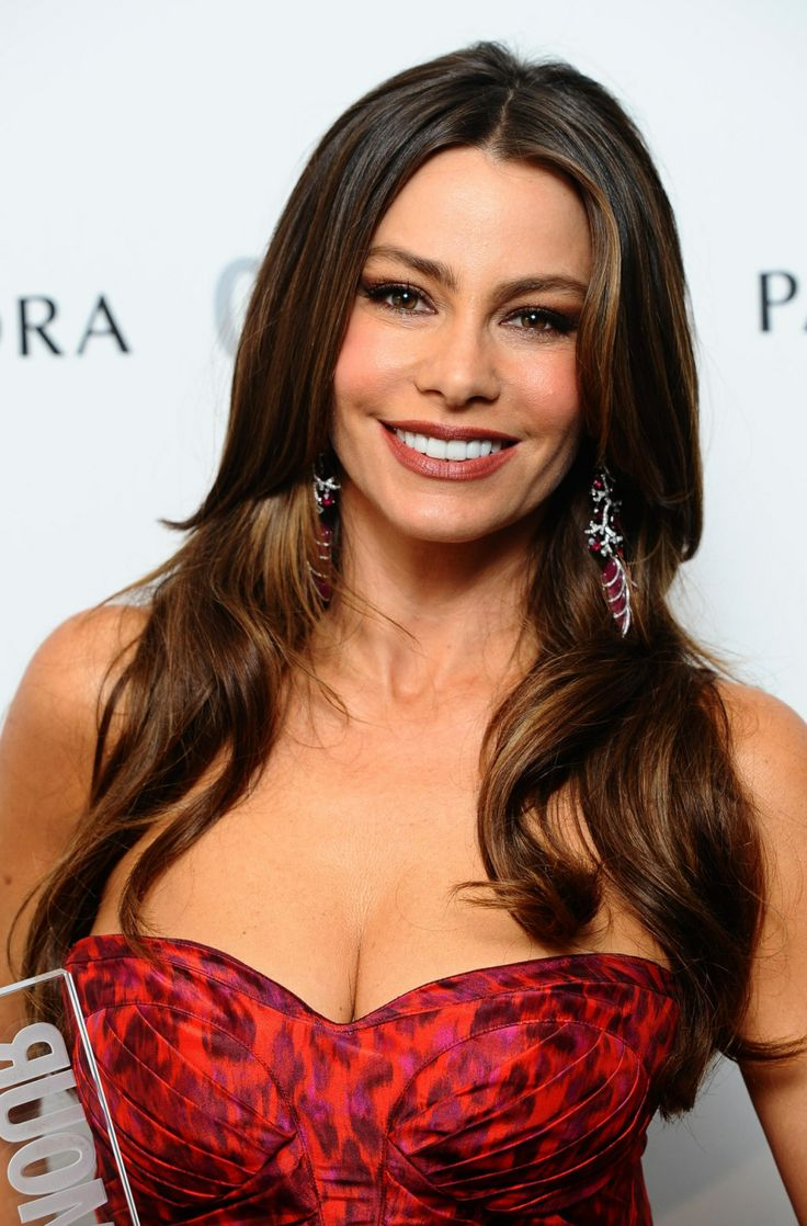 Sofia Vergara.  that stupid accent--- WACK! that stupid accent--- COOL.