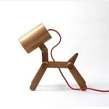 Newest Design Wood Table lamps Desk light Living Room Bedroom Decor 110-240V solid wood table lighting(China (Mainland))