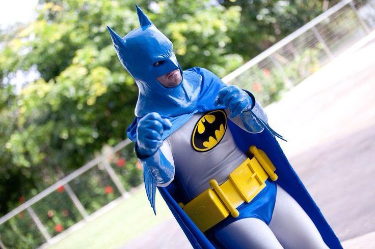 neal adams retro batman cosplay by roydraven777 on @DeviantArt