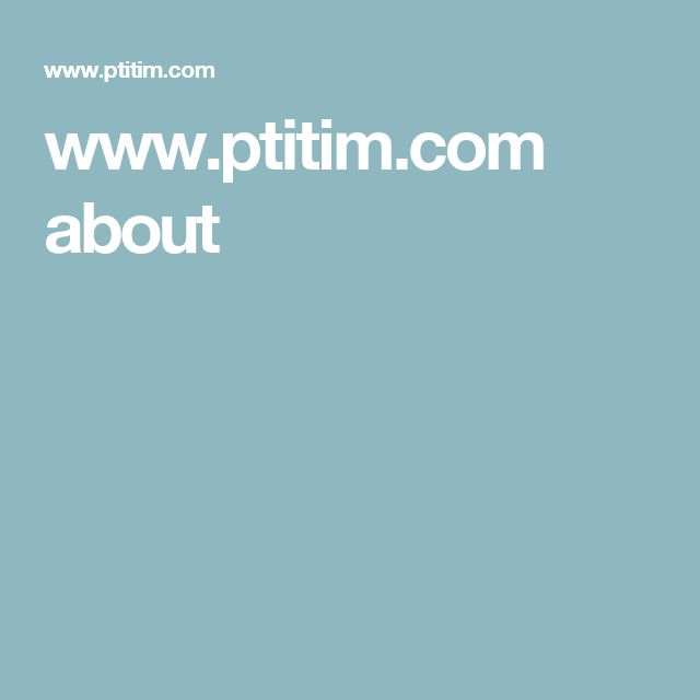 www.ptitim.com about