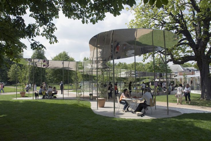 selgascano on their design for the 2015 serpentine pavilion