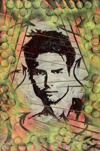 Tom Cruise Director Print Edition | 1000 x1500mm