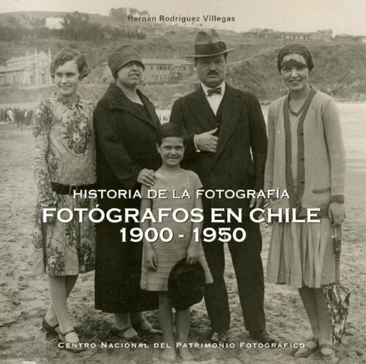 Fotógrafos en Chile 1900 a 1950