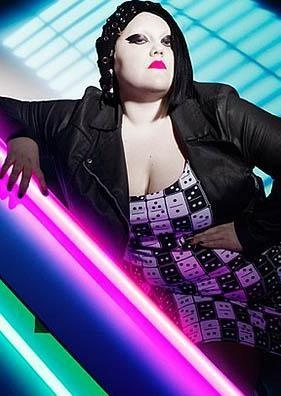 Being beautiful is being appealing... Beth Ditto is attractive, I love it...