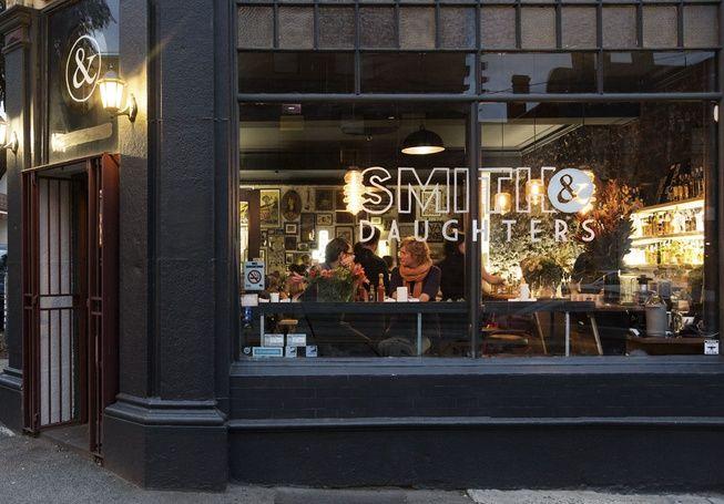 Smith & Daughters, 175 Brunswick St Fitzroy - Vegan Restaurant - Food & Drink - Broadsheet Melbourne