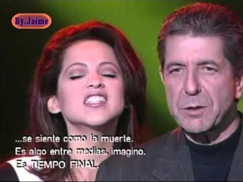 """Leonard Cohen """"Everybody Knows"""" Significado Posible, No Traducción - YouTube"""