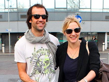 Kate Winslet marries Richard Branson's nephew, Ned Rocknroll, in secret ceremony. (People Magazine)