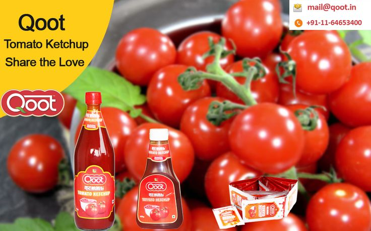 Qoot Ketchup let the fun begin. http://www.qoot.in/ #Ketchup, #sauces, #India , #Tomatoketchup, #QootMasti