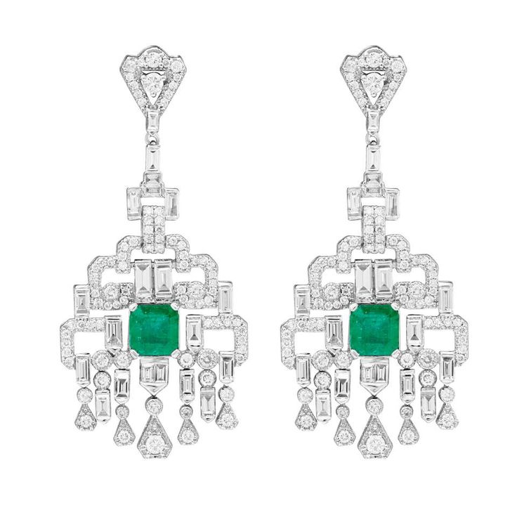Best 25+ Diamond chandelier earrings ideas on Pinterest