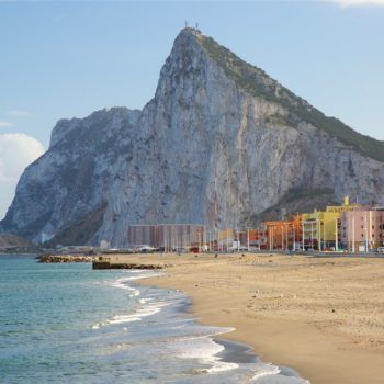Gibraltar, will leave you speechless .... read my travelblg to see why http://travelingwithmemyselfandi.com/gibraltar-spain-british/