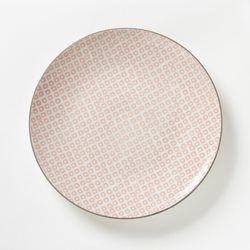 Assiette plates scandinaves (lot de 4) Akiva La Redoute Interieurs - Arts de la table