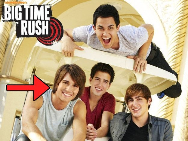 Remember the James we all grew to know and love as the silly, big-haired member of Big Time Rush? | The Evolution Of James Maslow