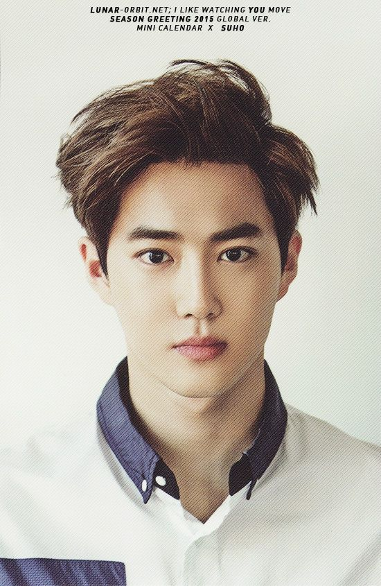 Suho exo this is literally the best pic I've ever seen, its so beautiful, handsome, etc!!! <3 XD
