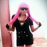 Nicki Minaj Homemade Halloween Costume