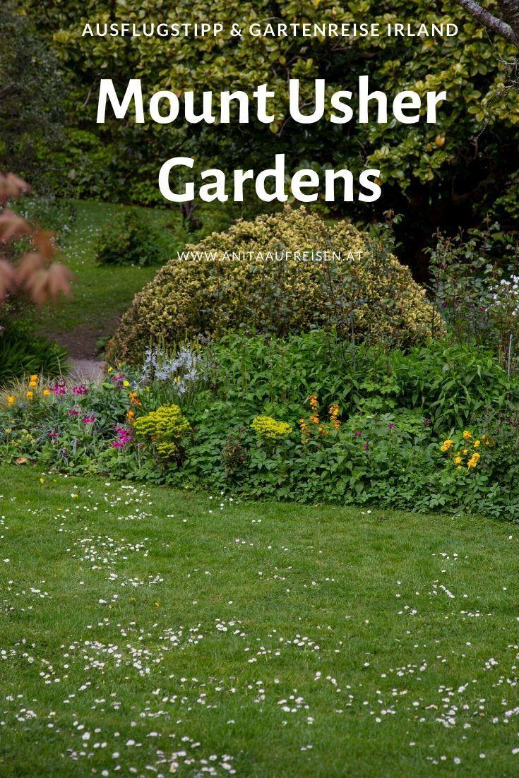 Mount Usher Gardens Irlands Wald Voller Wunder In 2020 Irland Urlaub Irland Ausflug