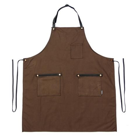 Industry Apron - Standard Canvas - Brown