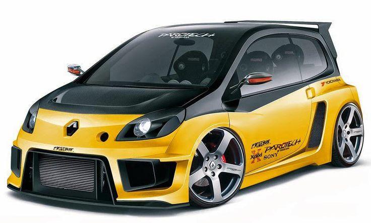 Renault Twingo II | Twingo Tuning