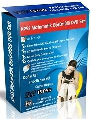 KPSS Genel Matematik Eğitim Seti Full