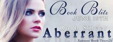 Visit LazyDay.Ca to enter to #win a signed copy of Aberrant, an Amazon Gift Card & a character named after YOU in the sequel!! (Ends July 6/13)  http://lazyday.ca/aberrant_blitz/