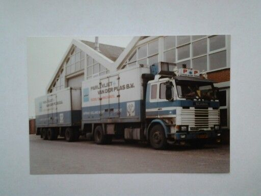 Scania 142 H V8 BF-11-BP