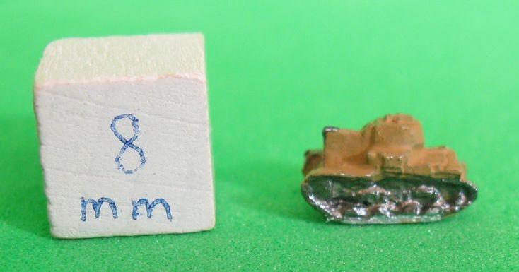 M13/40, 3mm, Oddzial Osmy
