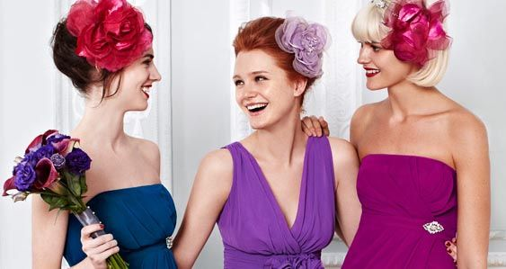 Dressing Your Bridal Party on a Budget