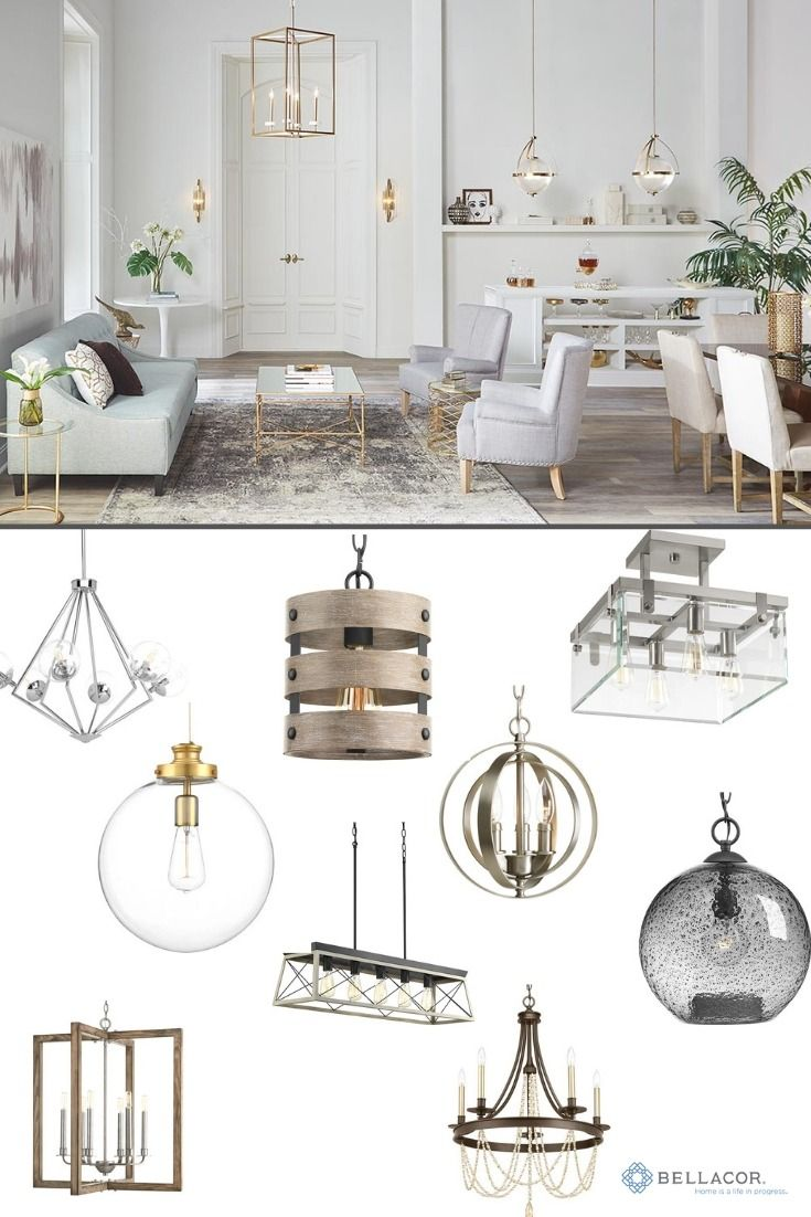 Whether Your Look Is Modern Glam Farmhouse Or Vintage Progress Lighting Has A Light Fixtur Progress Lighting Outdoor Kitchen Lighting Interior Design Styles