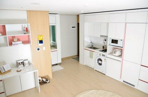 officetel Apartment blog Seoul- south korea - the korean dream